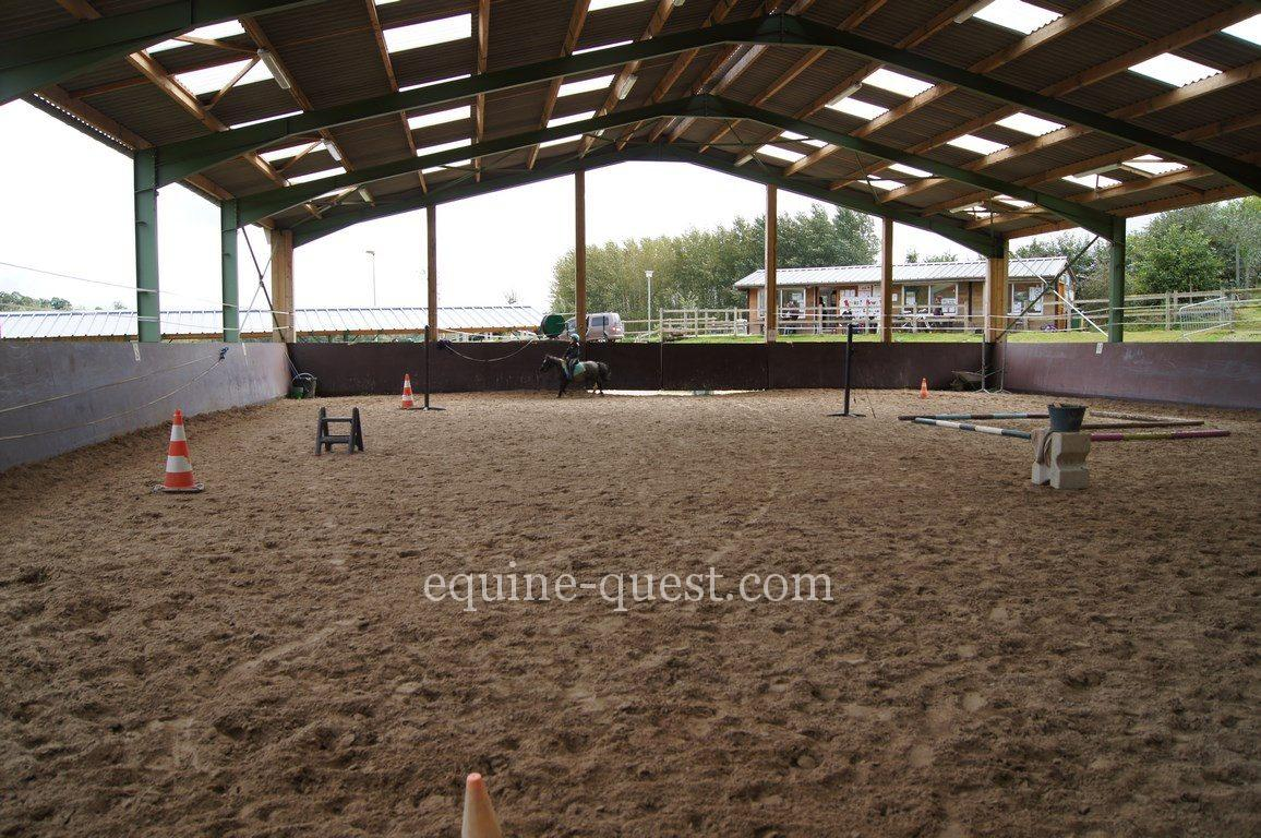Mayenne area – Riding center