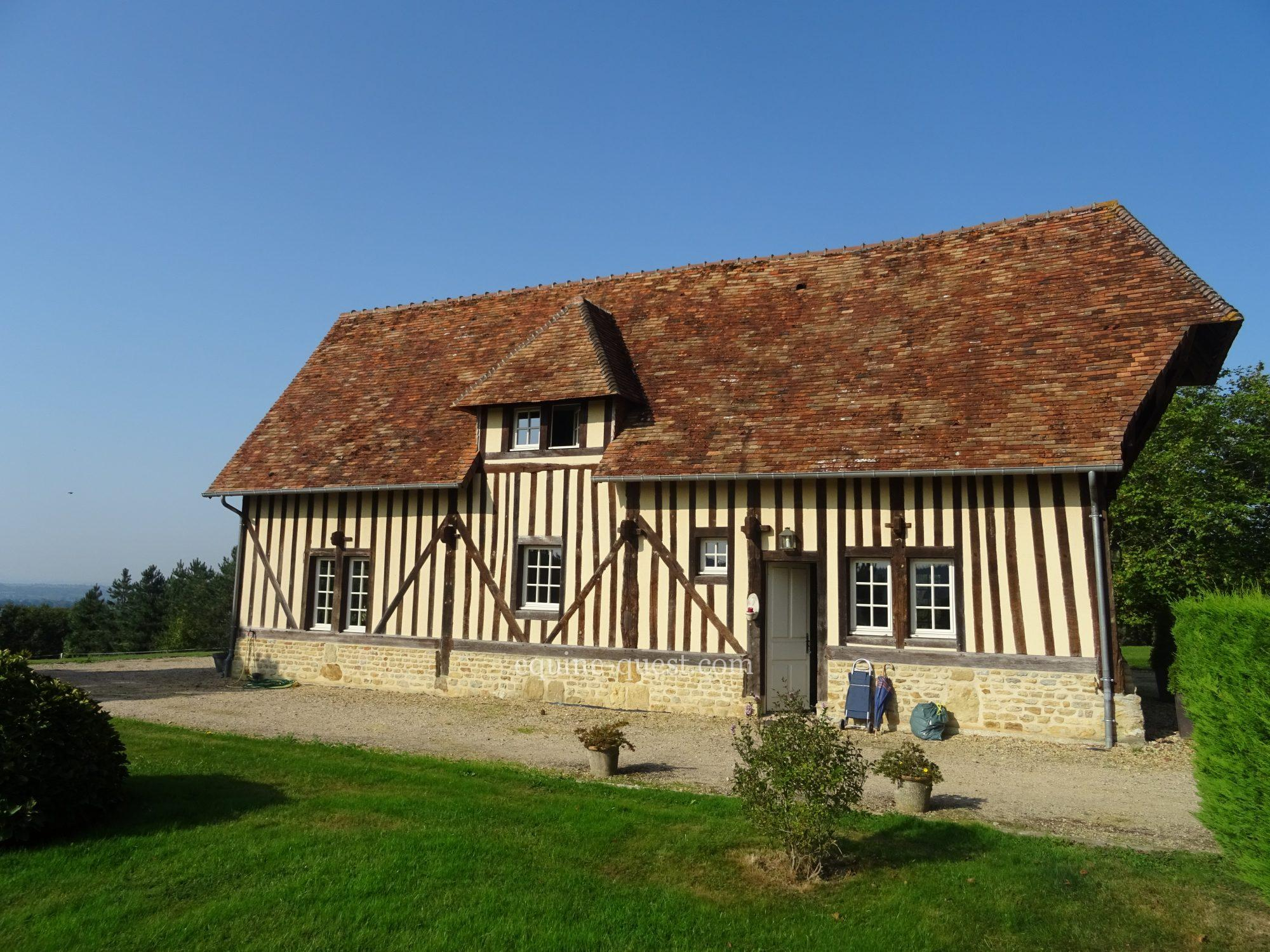 Normandy – Pays d'Auge area – Standing property