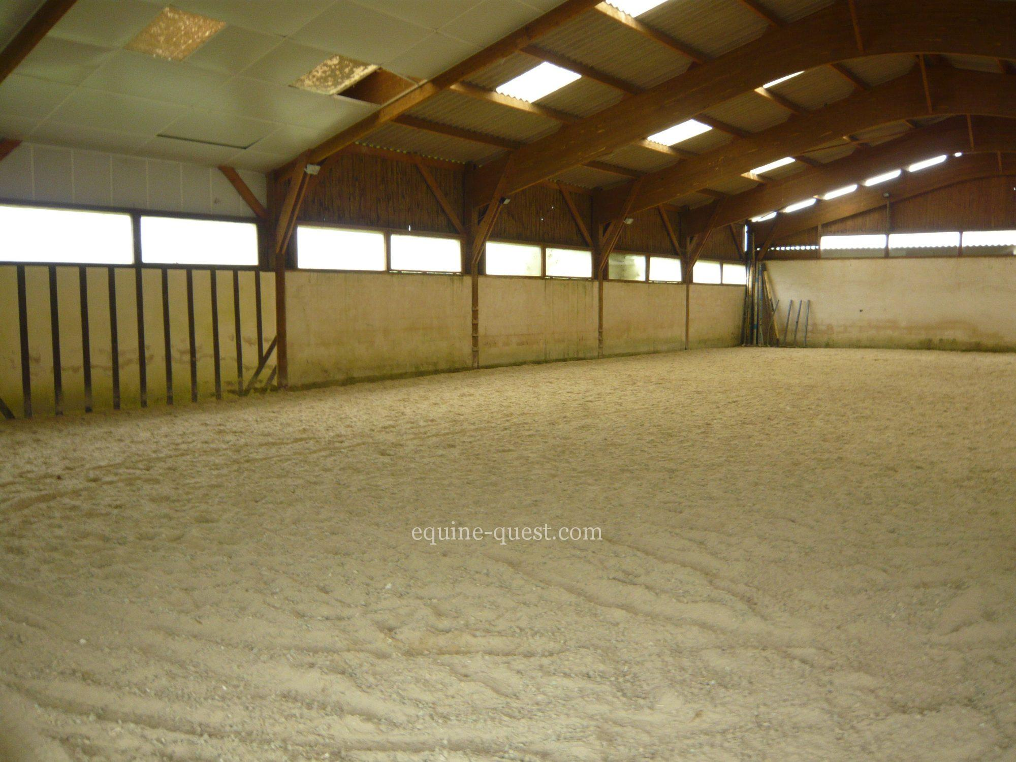 Normandy – Honfleur area – Equestrian porperty with Gites