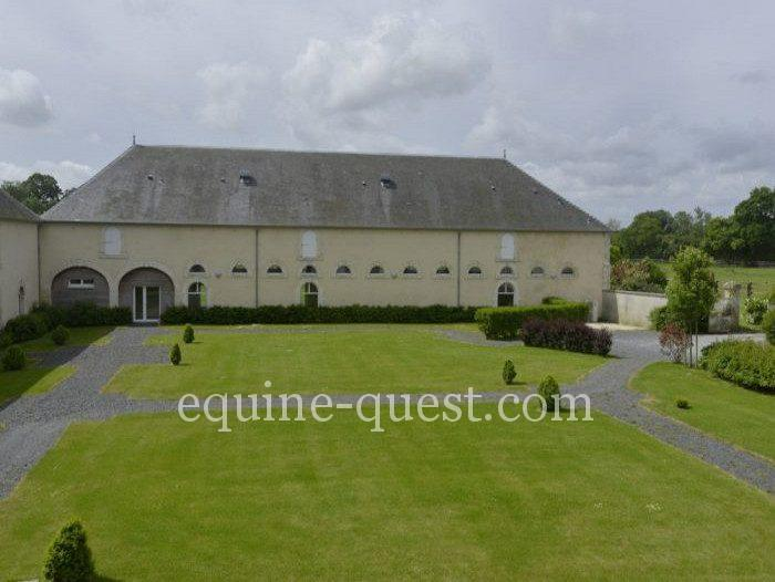 Normandy – historic property – Bayeux area