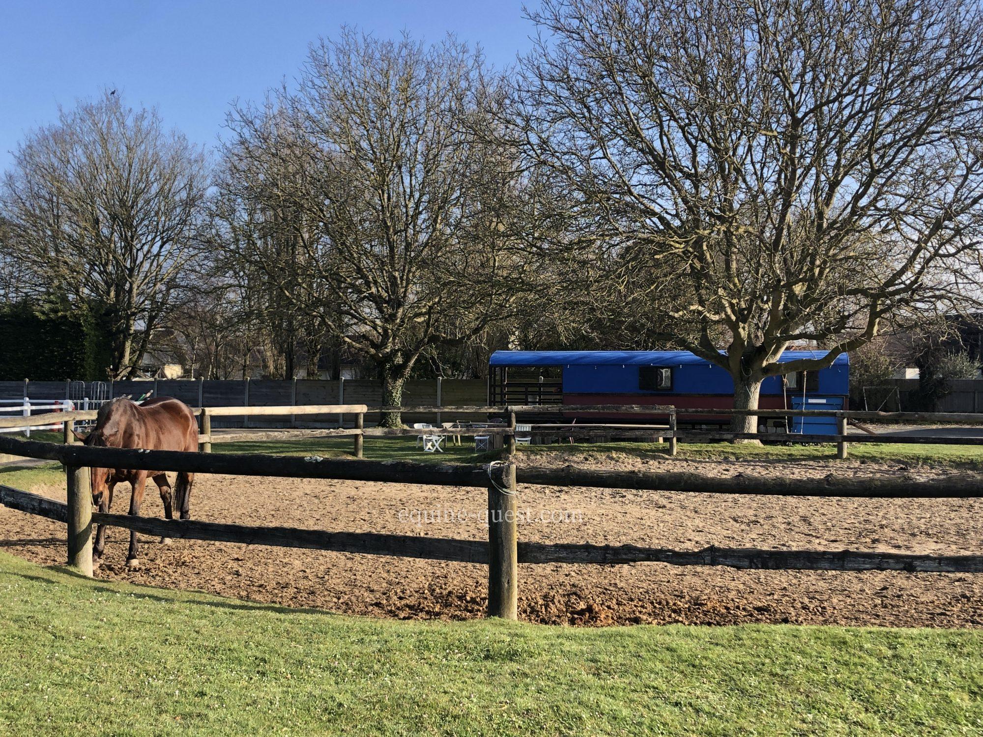 Normandy –  Calvados area – Exceptionnal riding center