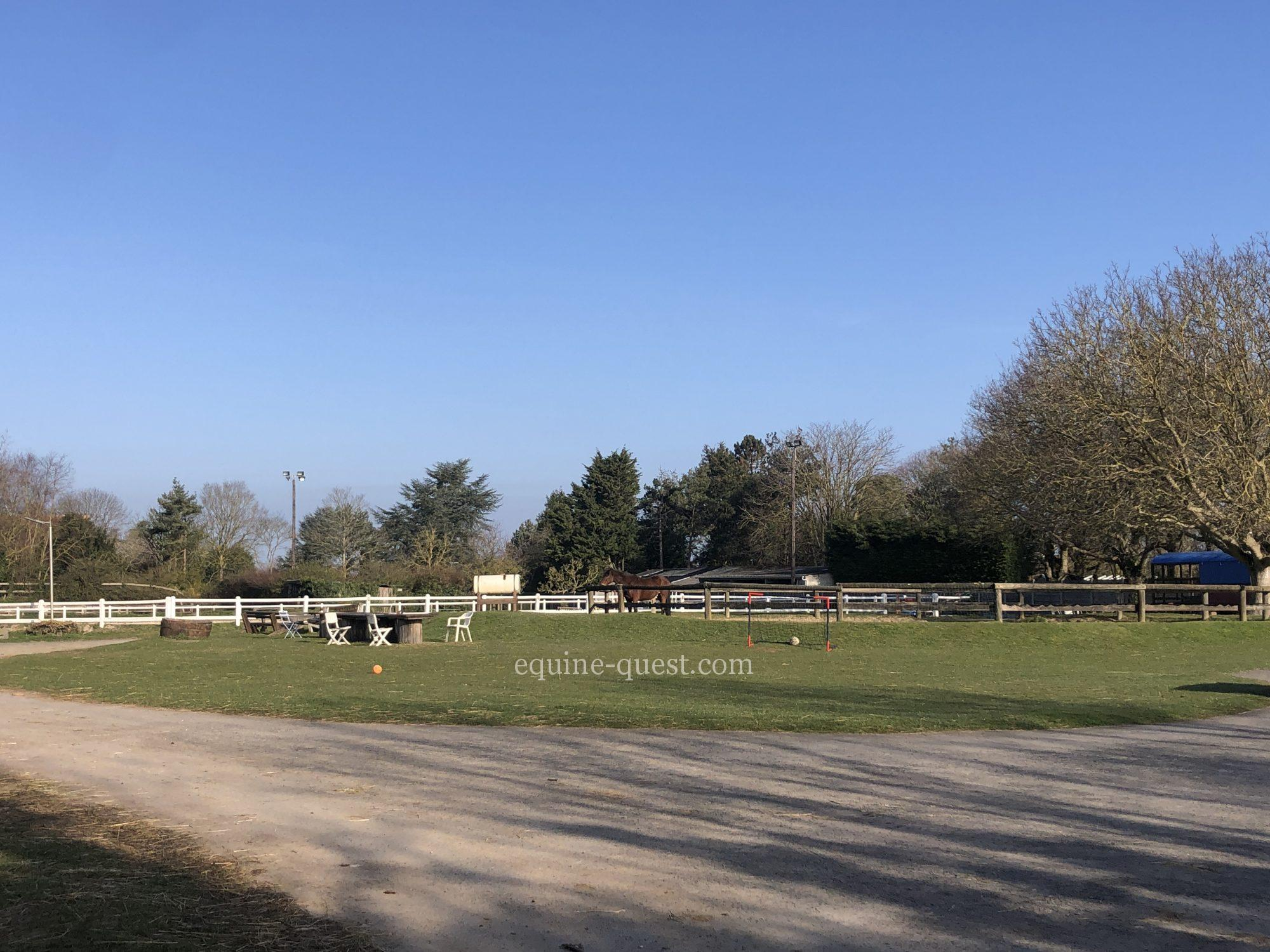 Normandy –  Calvados area – Exceptionnal riding center