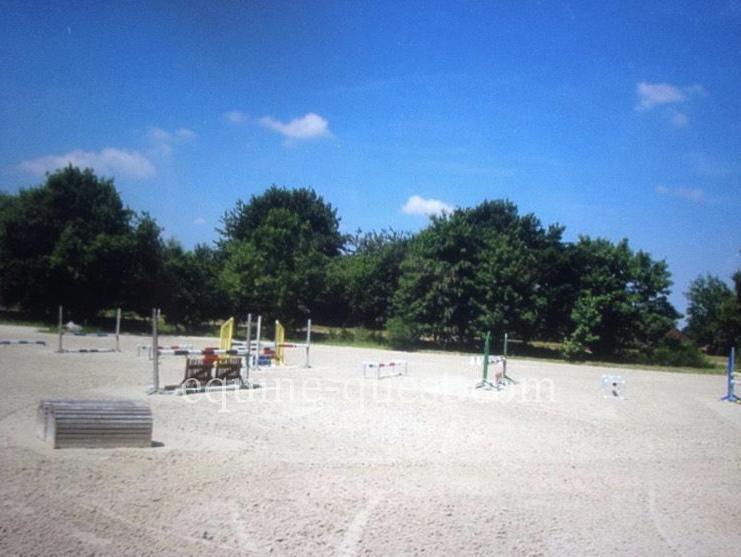 Unique equestrian property- Evreux area – 68 hectares