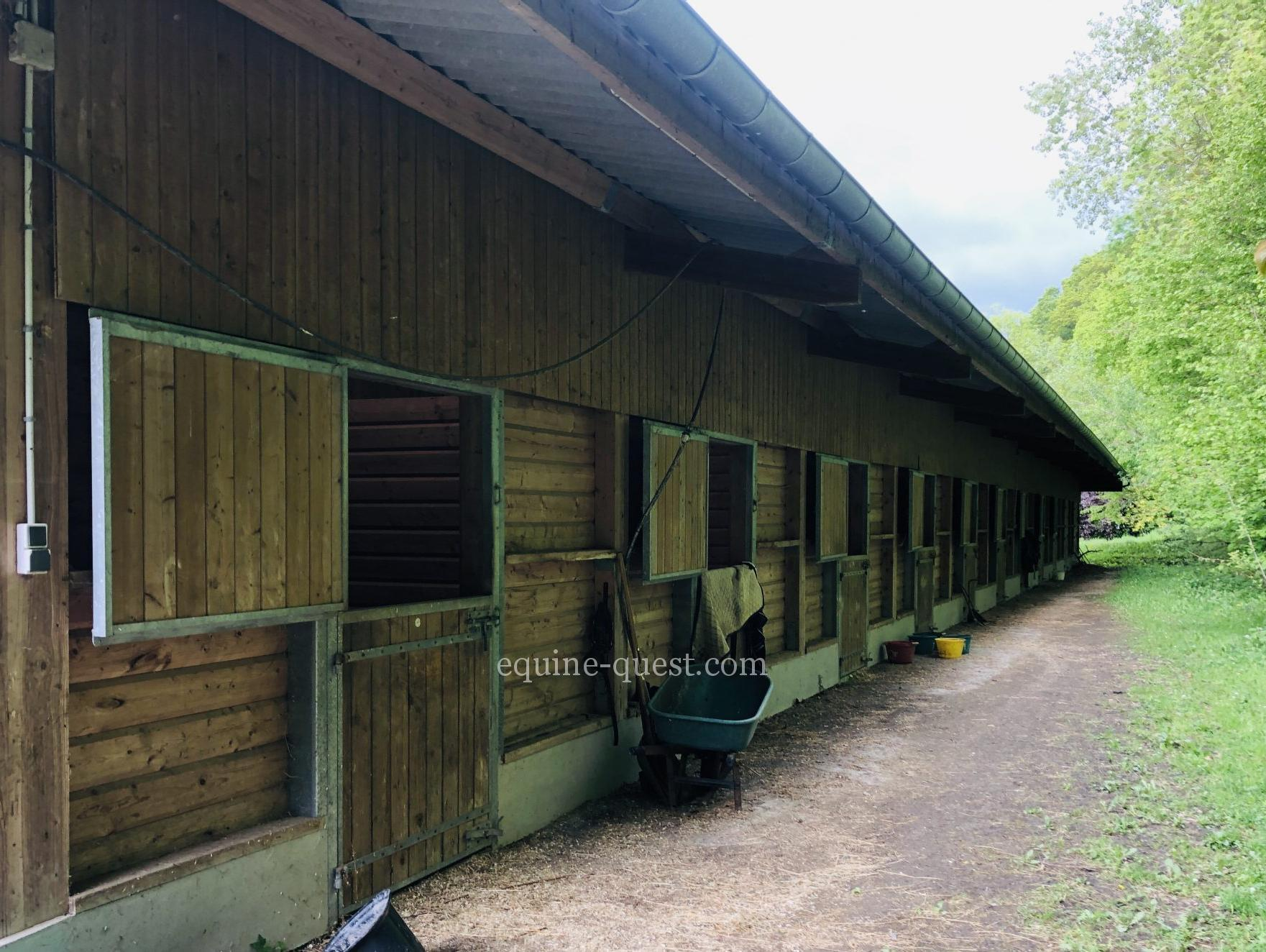 Equestrian property – Pays d'Auge area – 17 hectares