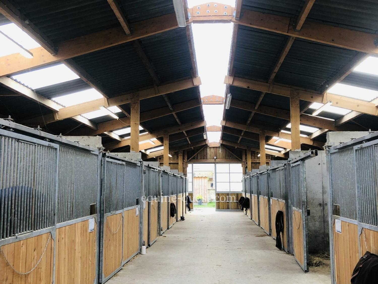 Normandy -Pays d'Auge area – Top quality equestrian place