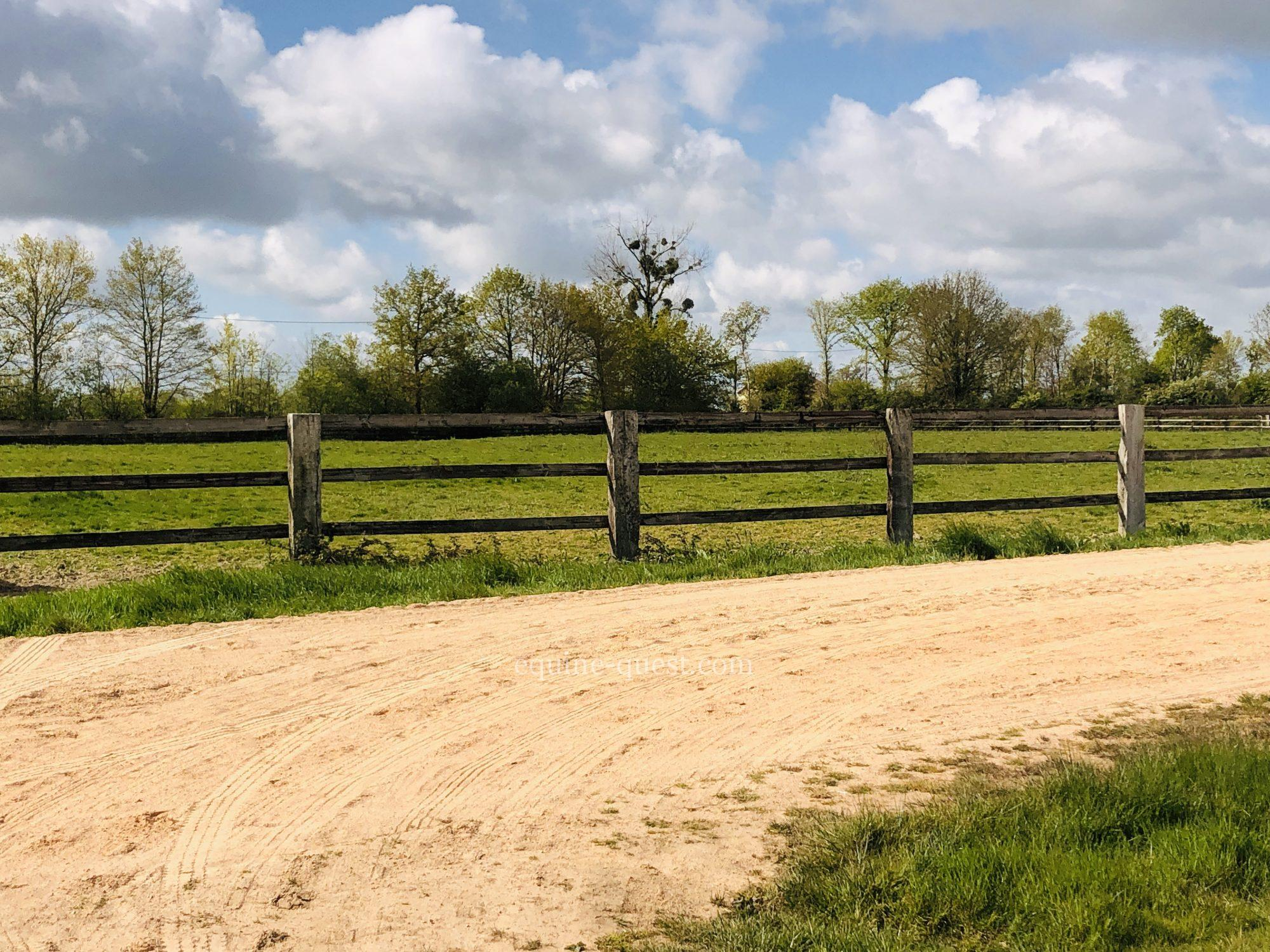 Training center- Pays d'Auge area- 12 hectares